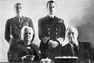 Ismay_WSC_FDR_Mountbatten_Casablanca_Conference