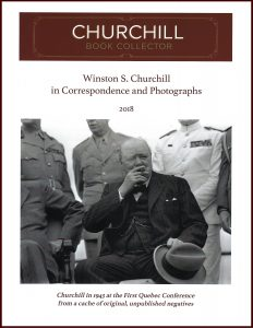 Churchill catalogue