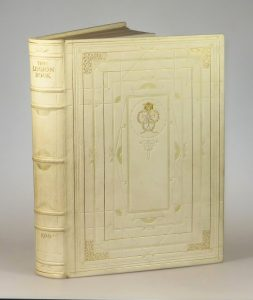The Legion Book front cover and spine