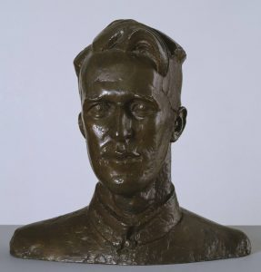 Bust of Lawrence