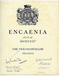 Encaenia