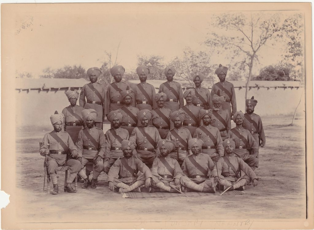 Indian regiment