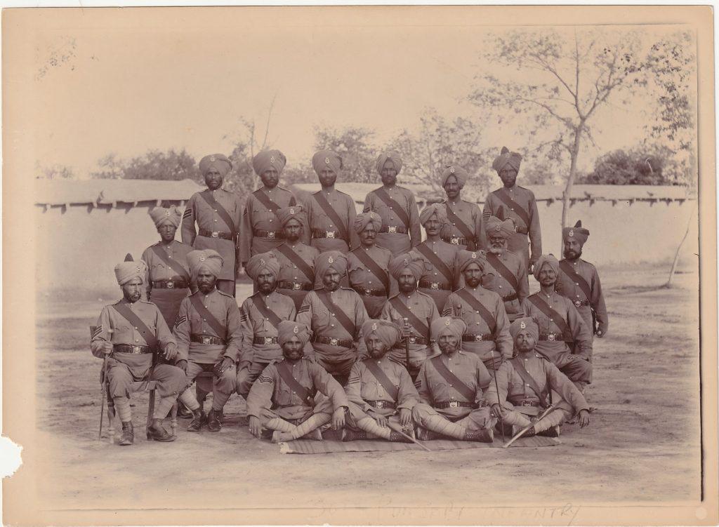 Indian regiment