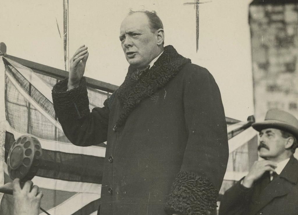 Churchill the orator
