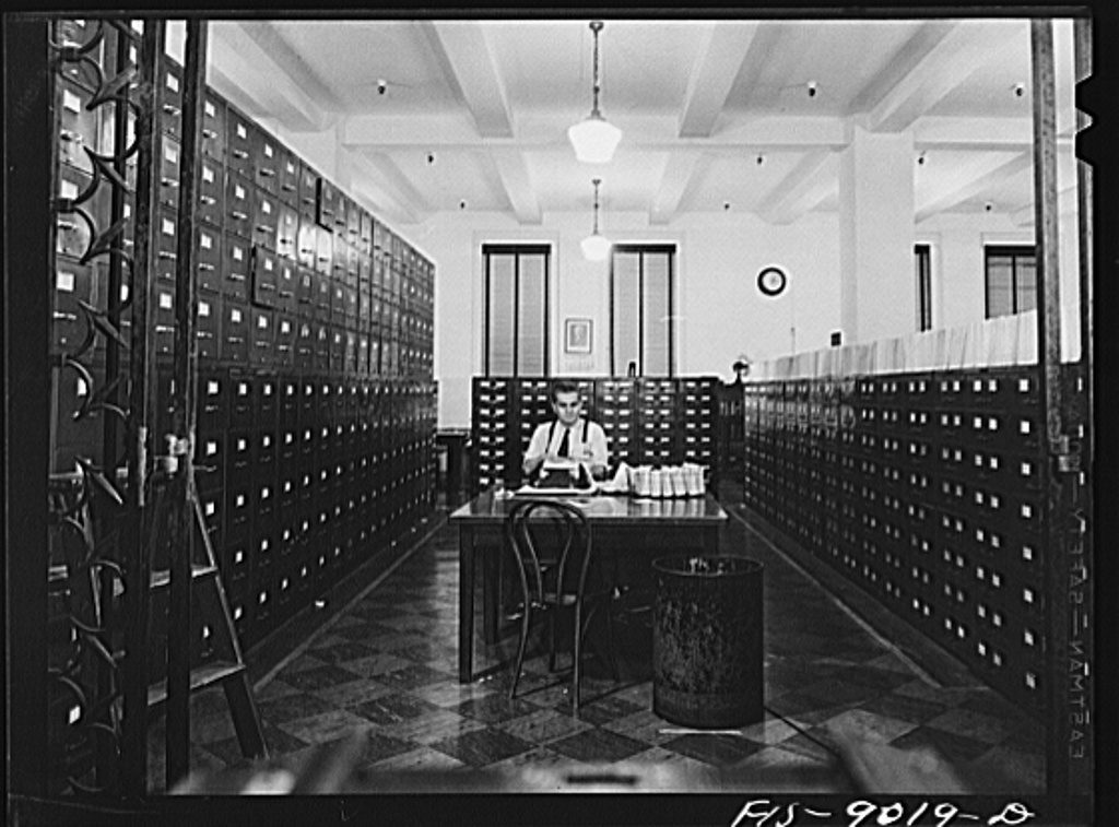 Press photo archive